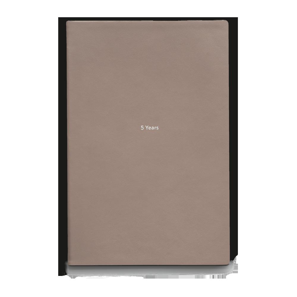 Das Treuleben Fünfjahresbuch