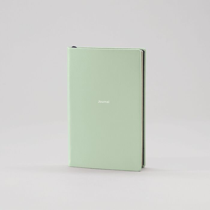Notebook Journal S ruled Cool Mint