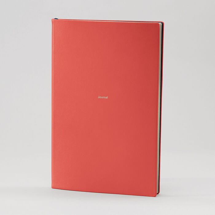 Journal L Notebook plain Lobster