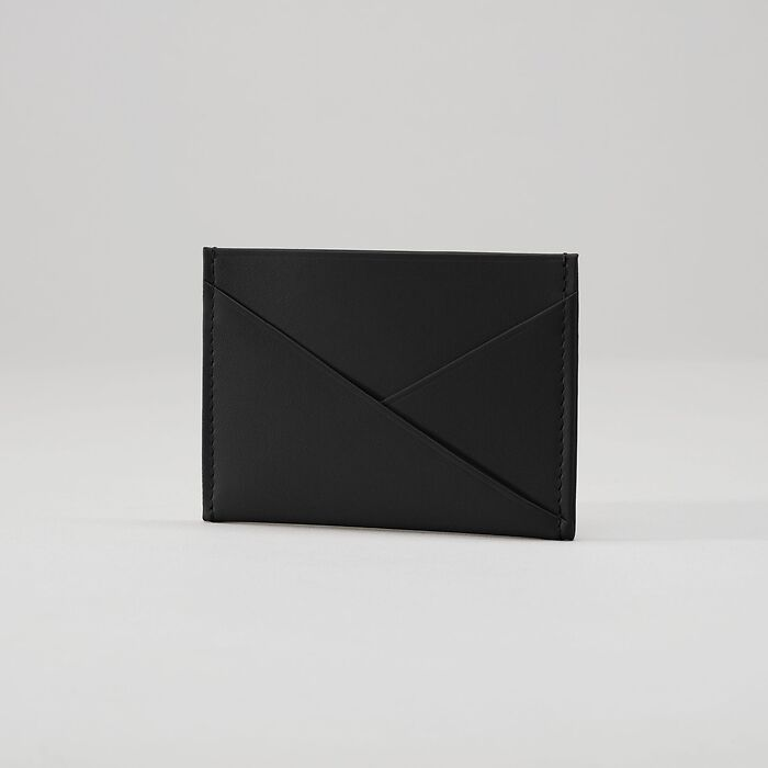 Credit Card Caddy Nero