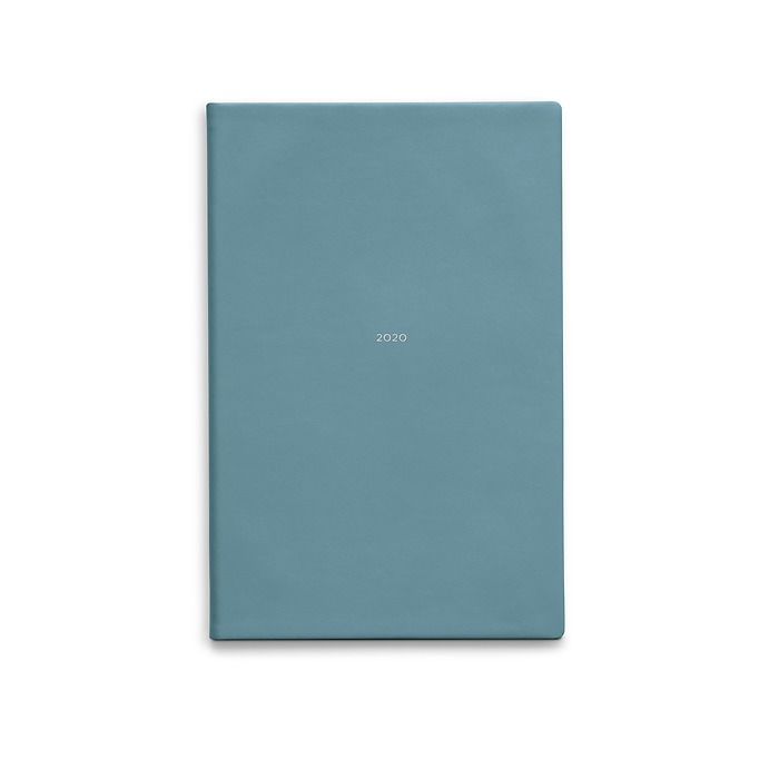 Fifty-Two Calendar M 2020 Pigeon Blue