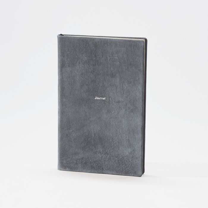 Journal M Notebook ruled Nubuck