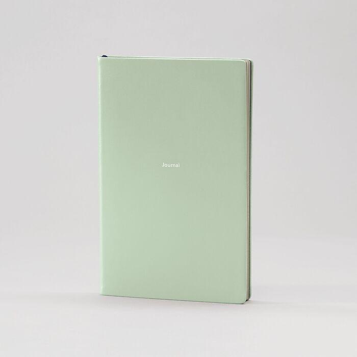 Journal M Notebook plain Cool Mint