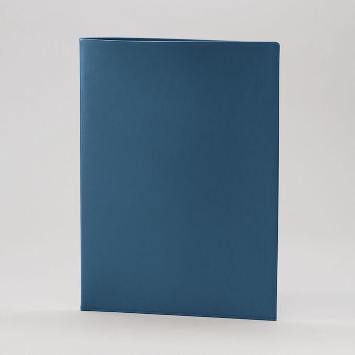 Document Jacket Prussian Blue
