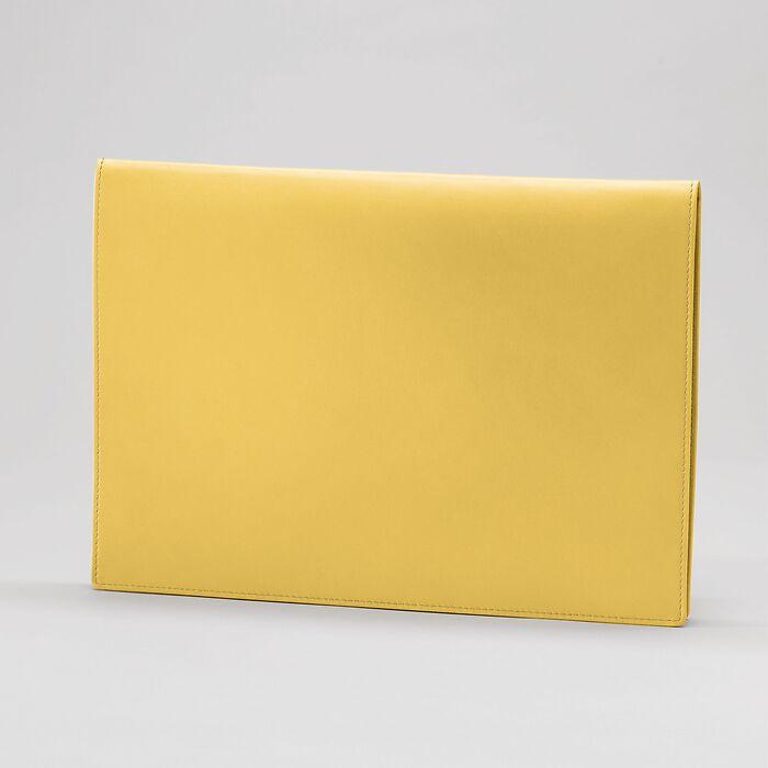 Envelope Pocketfolio Mustard