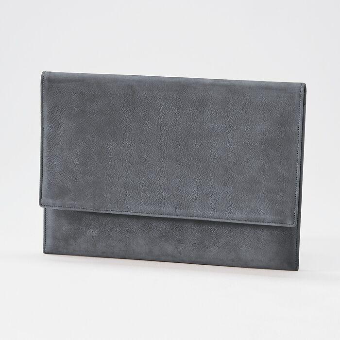 Laptop Cache  Greyhound Nubuck