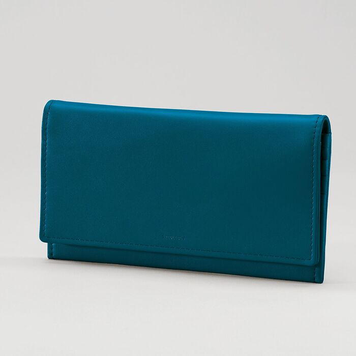 Wallet Wallis Petrol Green